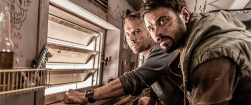 The Osiris Child Kellan Lutz und Daniel MacPherson