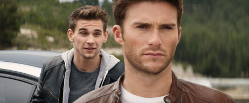 Overdrive Scott Eastwood Freddie Thorp