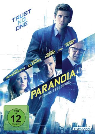 Paranoia-Riskantes Spiel