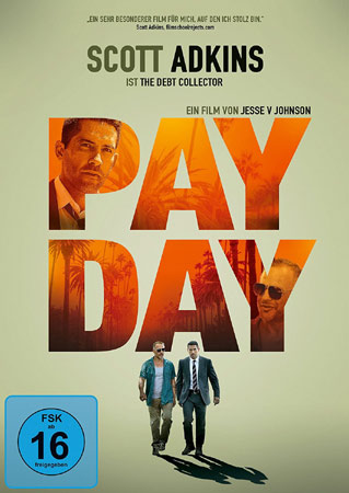 Pay Day Deutsches DVD Cover
