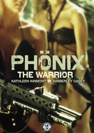Phönix The Warrior DVD Cover