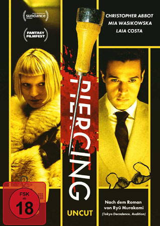 Piercing deutsches DVD Cover