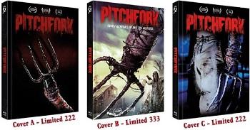 Pitchfork - Cover A, B und C