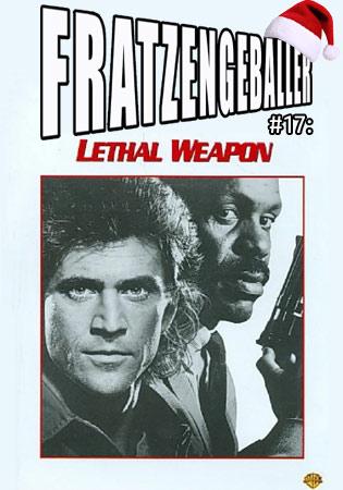 Lethal Weapon im Actionfreunde Podcast Fratzengeballer