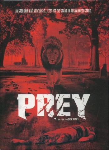Prey - Beutejagd Cover