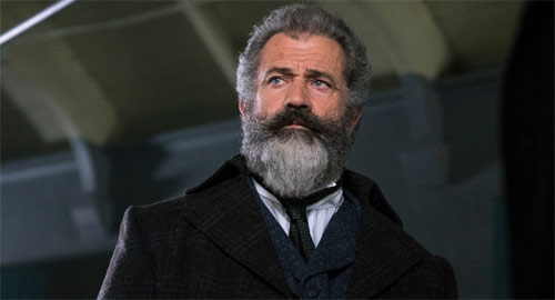 The Professor and the Madman mit Mel Gibson als James Murray