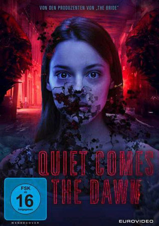 Quiet comes the Dawn russischer Horror DVD Cover