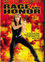 Rage and Honor mit Cynthia Rothrock DVD Cover