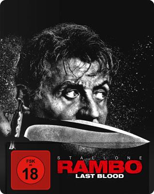 Rambo: Last Blood Gewinnspiel Blu-ray Cover