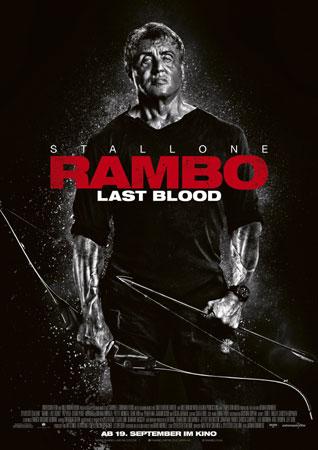 Rambo: Last Blood deutsches Poster