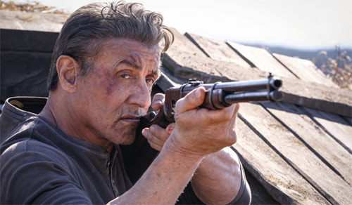Rambo: Last Blood mit Sylvester Stallone