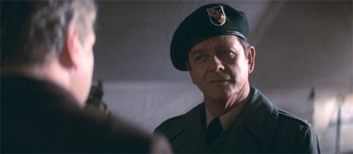 Rambo mit Richard Grenna als Colonel Trautman