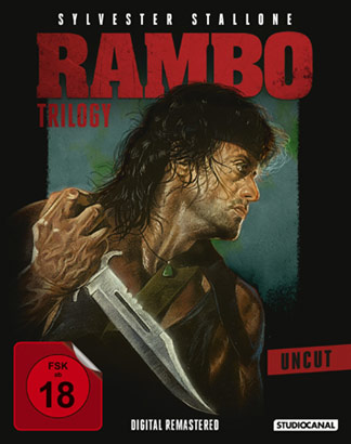 Rambo Trilogy Blu-ray-cover