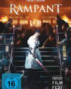Rampant deutsches DVD Cover