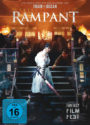 Rampant deutsches DVD Cover