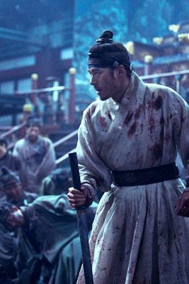 Hyun Bin als Held des Zombiefilms
