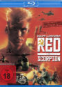 Red Scorpion Deutsches Blu-ray Cover