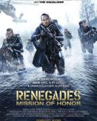 Renegades deutsches Filmposter