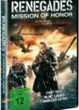 Renegades deutsches DVD Cover