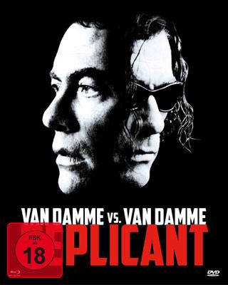 Replicant mit Jean-Claude Van Damme