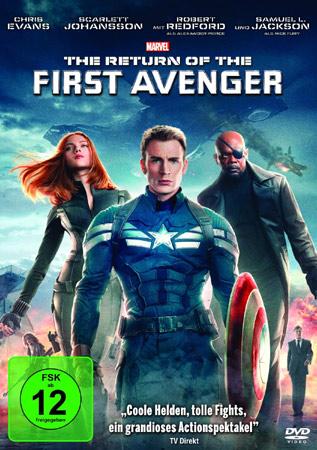 The Return Of The First Avenger (2021)