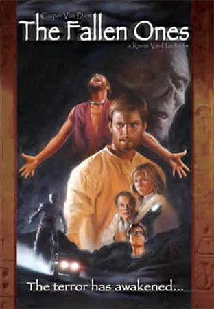 Revenge of the Giant Mummy mit Casper Van Dien Cover