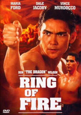 "Ring of Fire mit ""The Dragon"""