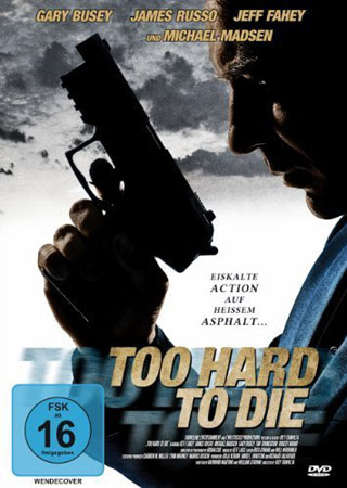 Roadblock - Too Hard To Die DVD Cover