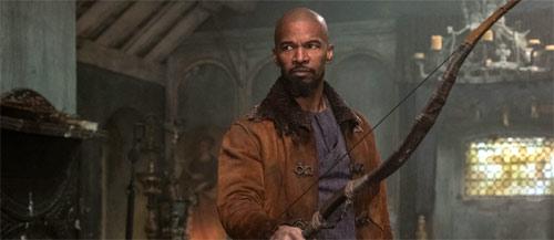 Robin Hood mit Jamie Foxx