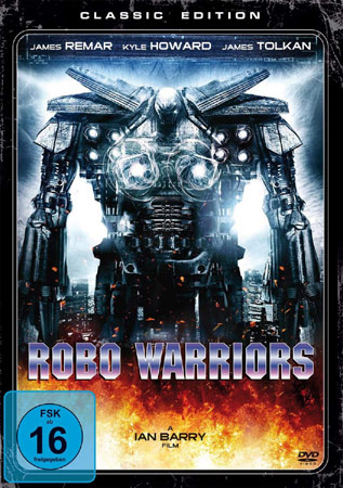 Robo Warriors Roboteraction DVD Cover