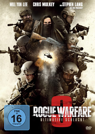 Rogue Warfare 3 DVD Cover