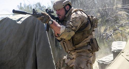 Rogue Warfare der Feind Armyman mit Knarre