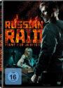Russian Raid deutsches DVD Cover