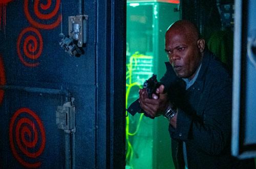 Samuel L. Jackson im Jigsaw-Thriller