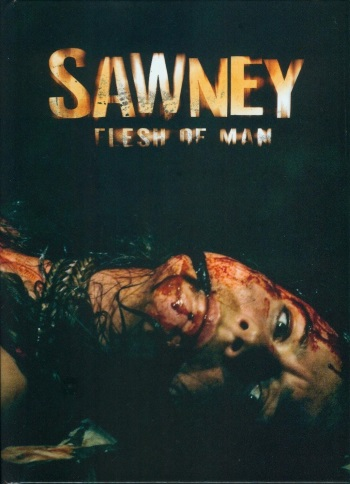 Sawney - Flesh of Man Cover