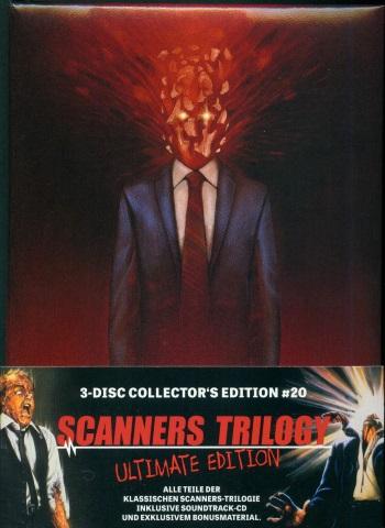 Scanners II Mediabook