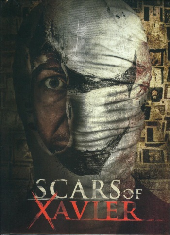 Scars of Xavier Cover