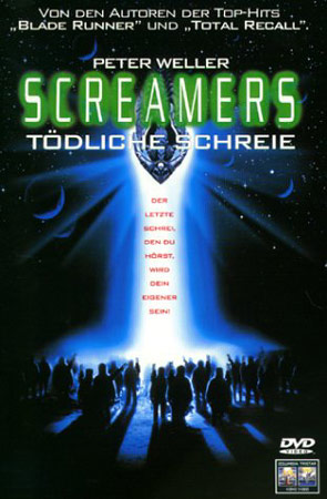 Screamers deutsches DVD Cover