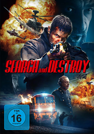 Search and Destroy DVD Cover