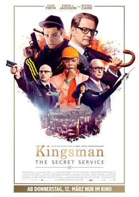 Secret Service vs. Kingsman
