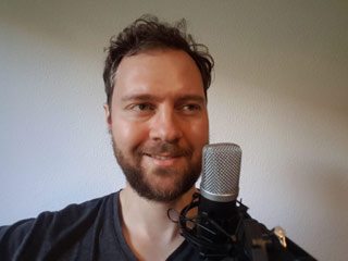 Sergej vom Fratzengeballer-Podcast