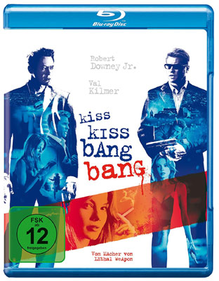 Kiss Kiss Bang Bang von Shane Black