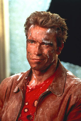 Last Action Hero mit Arnold Schwarzenegger