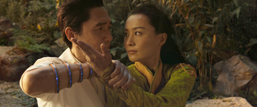 Tony Leung als Bösewicht in Shang-Chi and the Legend of the Ten Rings