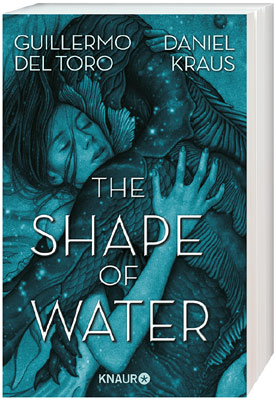 Shape of Water Buch zum Film