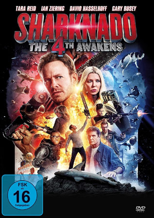 Sharknado - the 4th awakens