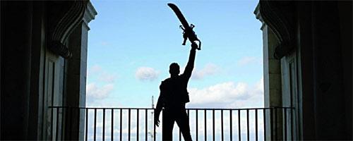 Sharknado 5 Global Swarming Ian Ziering