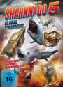 Sharknado 5 Deutsches DVD Cover