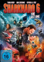 Sharknado 6 - The Last One DVD Cover