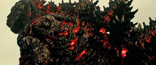Shin Godzilla Atomar leuchtendes Monster